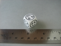 Dice : d6 16mm CC faces
