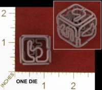 Dice : MINT26 SHAPEWAYS STOP4STUFF EXTRUDED PIPE 01