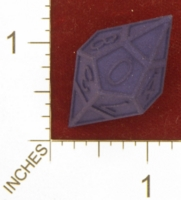 Dice : MINT26 SHAPEWAYS MAGIC D10 DIAMOND FRAMED 01