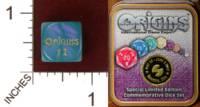 Dice : MINT32 CRYSTAL CASTE ORIGINS 2012