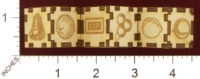 Dice : MINT28 J AND S CUSTOME LASER ENGRAVING SLOTS 01