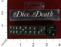 Dice : MINT43 PUCKATOR DICE WITH DEATH