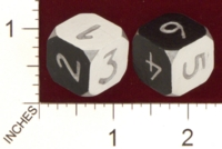 Dice : MINT21 UNKNOWN NUMBERED 01