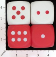 Dice : FOAM2 UNKNOWN GIFT FROM DICE DAME 01