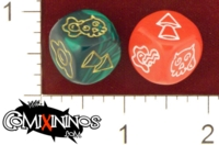 Dice : MINT22 COMIXININOS FRIED EGG BLOOD BOWL 01