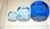 Dice : GLASS2 03 LT BLUE