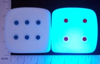 Dice : MINT11 UNKNOWN 01 LIGHTED