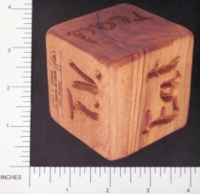Dice : MINT11 WOOD N SUCH 01