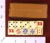 Dice : MINT30 AMERICAN EXPORT LINE SS CONSTITUTION 01