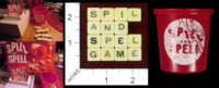 Dice : MINT42 PARKER BROTHERS SPILL AND SPELL 03