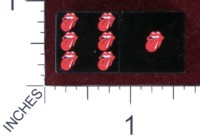 Dice : MINT36 UNKNOWN ROLLING STONES