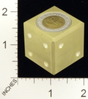 Dice : MINT18 ACE PRECISION EGYPTIAN COIN DIE