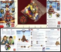 Dice : MINT22 LEGO LAVA DRAGON 01