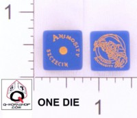 Dice : BRAND Q WORKSHOP CUSTOM FOR ANIMOSITY POLISH GAMING CLUB 01
