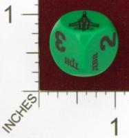 Dice : MINT25 UNCONVENTIONAL DICE RUSSIAN SU 72 01
