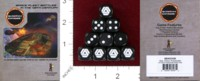 Dice : MINT40 FORGECRAFT GAMES QUANTUM EXPANSE CHARON PROTECTORATE