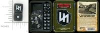 Dice : MINT15 GALE FORCE NINE TD010 2 PANZERDIVISION DAS REICH