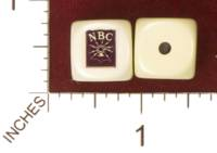 Dice : MINT32 HOMEMADE NATIONAL BROADCASTING COMPANY NBC 01