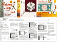 Dice : MINT19 CARDINAL INDUSTRIES CHICKEN SOUP FOR THE SOUL THE GAME 01