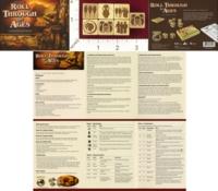 Dice : MINT19 GRYPHON GAMES ROLL THROUGH THE AGES 01