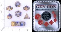 Dice : MINT16 CRYSTAL CASTE GENCON 2008