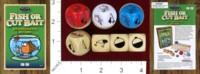 Dice : MINT38 UNIVERSITY GAMES FRONT PORCH CLASSICS FISH OR CUT BAIT