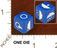 Dice : MINT27 ERIC HARSHBARGER WEATHER DIE 01