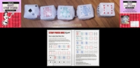 Dice : MINT24 UNKNOWN INFLATABLE GIANT STRIP POKER SAUCY PARTY GAME 01