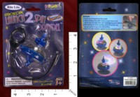 Dice : MINT33 RITE LITE GYROSCOPIC LAUNCH 2 SPIN DRAYDEL LIGHTS UP 01