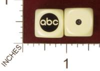 Dice : MINT32 HOMEMADE AMERICAN BROADCASTING COMPANY ABC 03