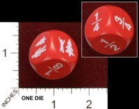 Dice : MINT34 UNKNOWN FRACTIONS TREES 01