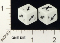 Dice : MINT18 OLD DOMINION GAME WORKS DEVIATION DIE 01