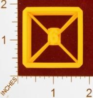 Dice : MINT26 SHAPEWAYS UVEROS D6 DICE UNIQUE DESIGN 01