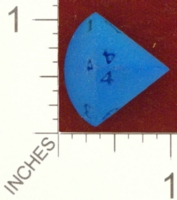 Dice : MINT24 SHAPEWAYS DIZINGOF OLOID D4 DICE 01
