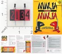 Dice : D04 OUT OF THE BOX TUSHAR GHEEWALAS NINJA VS NINJA 01