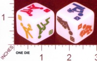 Dice : MINT23 UNKNOWN ADULT 01