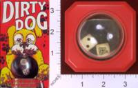 Dice : MINT31 PETER PAN PLAYTHINGS DIRTY DOG 01