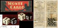 Dice : MINT31 PARKER BROTHERS MONTE CARLO 01
