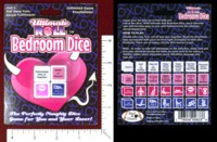 Dice : MINT46 BALL AND CHAIN ULTIMATE ROLL BEDROOM DICE