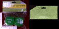 Dice : MINT30 BIG LOTS GIANT DICE GAME 01
