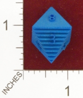 Dice : MINT24 SHAPEWAYS DIZINGOF OCTAHEDRON DICE D8 01