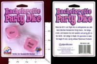 Dice : MINT31 PIPELINE BACHELORETTE PARTY DICE 01
