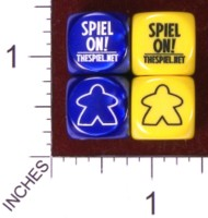 Dice : MINT35 THE SPIEL GEN CON 2013