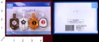 Dice : MINT33 TARGET CORPORATION SPORTS DREIDELS 01