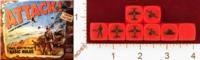 Dice : MINT24 EAGLE GAMES ATTACK 01