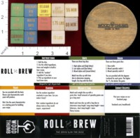 Dice : MINT38 WOOD THUMB ROLL AND BREW