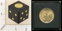 Dice : MINT18 ACE PRECISION SOUTH AFRICA COIN 01