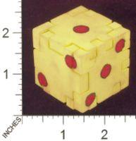 Dice : MINT29 FOAM PUZZLE PIECE 01