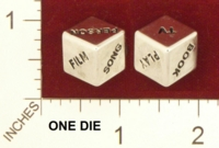 Dice : MINT21 UNKNOWN PEWTER 01