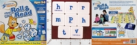 Dice : MINT27 ENDLESS GAMES HOOKED ON PHONICS POP FOXS ROLL AND READ 01